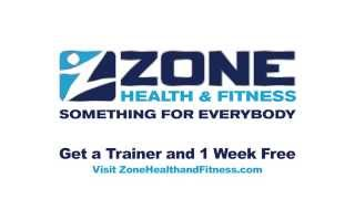 Zone Health And Fitness Commercial