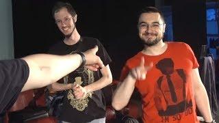 OLD GEN LIVE Vlog + ESports Palace