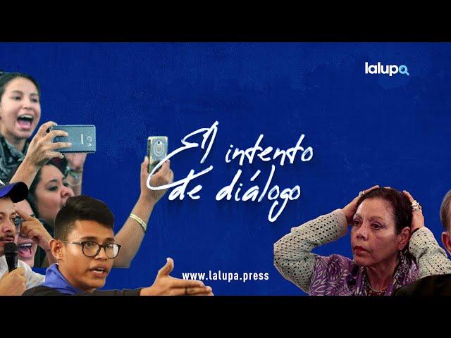 Momentos por los que #AbrilNoSeOlvida- El Intento de Diálogo.