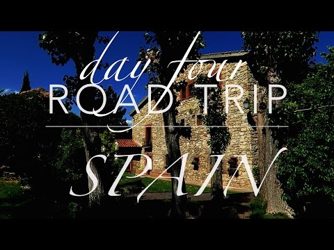 Road Trip Spain. Day Four. Irun to Siguenza, Spain