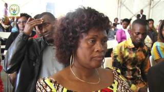Inama Minisitiri Kanimba Francois  yagiranye n'abadozi b' imyenda 2016