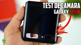 Galaxy Z Flip Test de Camara | Tecnocat