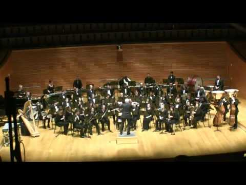 Ball State University Wind Ensemble  CBDNA 2017