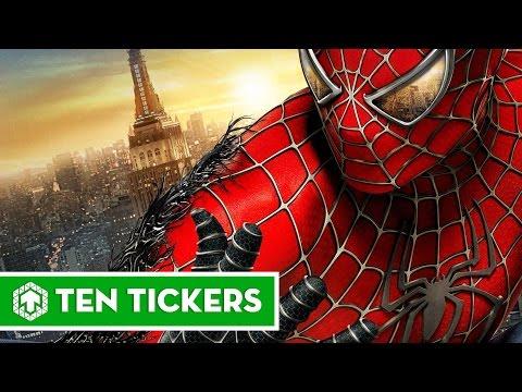 Top 10 bộ trang phục của Spider-Man từng...
