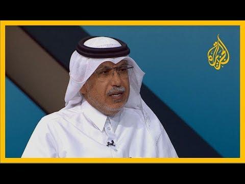 ???? -كيف يذهب وشعبه تحت الحصار-؟ الكاتب القطري جابر الحرمي يعلق على غياب أمير #قطر عن القمة الخليجية  - نشر قبل 4 ساعة
