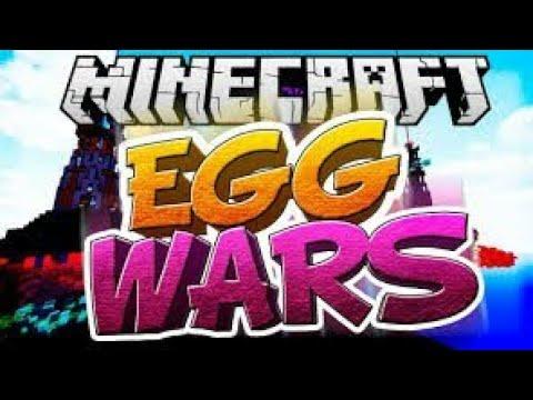 سيرفرات ماين كرافت egg wars