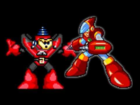 Deep Impact (Crash Man vs. Gravity Man)