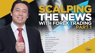 Scalping The News with Forex Trading by Adam Khoo