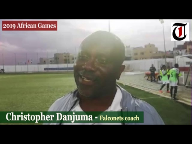 CELEBRATION: Nigeria's Falconets beat Cameroon, win African Games football gold