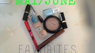 My MAY/JUNE 2014 Favorites! Thumbnail