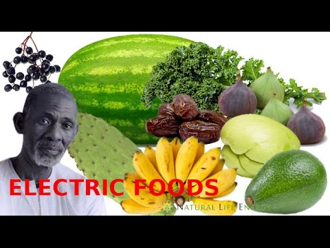 Dr Sebi's Electric Foods - In 5 Points