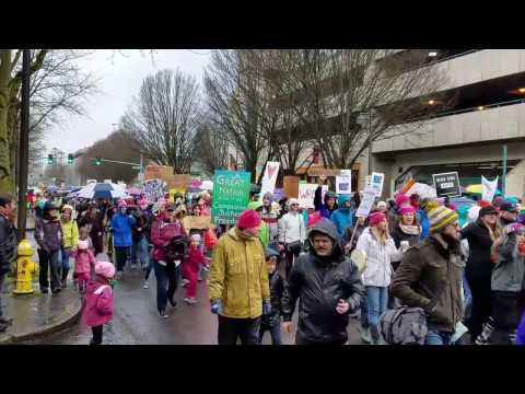 Eugene Women's March 2018 from YouTube · Duration:  1 minutes 41 seconds