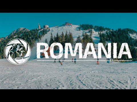 Romania Snowboarding Trip | Travel Film