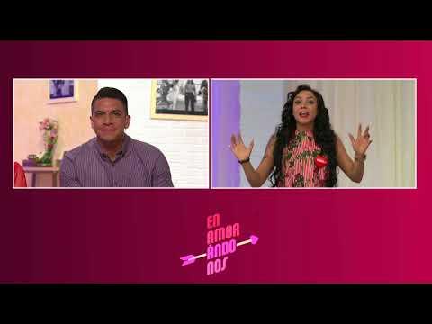 ¡Pamela se encontró a Juan Carlos y dijo que tiene una ENORME musculatura! | Enamorándonos