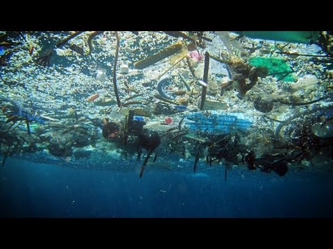 The Amount Of Trash In Our Oceans is Frightening