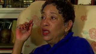Diane Caesar reflects on her child-hood community, Columbian Heights
