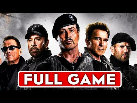 The Expendables 2 Gameplay Walkthrough Part 1 Full Game 1080p Hd 60fps Pc No Commentary