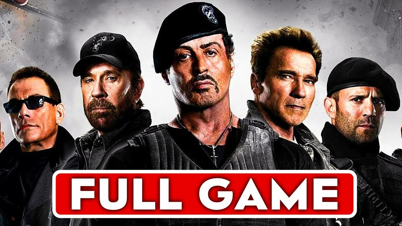 THE EXPENDABLES 2 Gameplay Walkthrough Part 1 FULL GAME [1080p HD 60FPS PC] – No Commentary