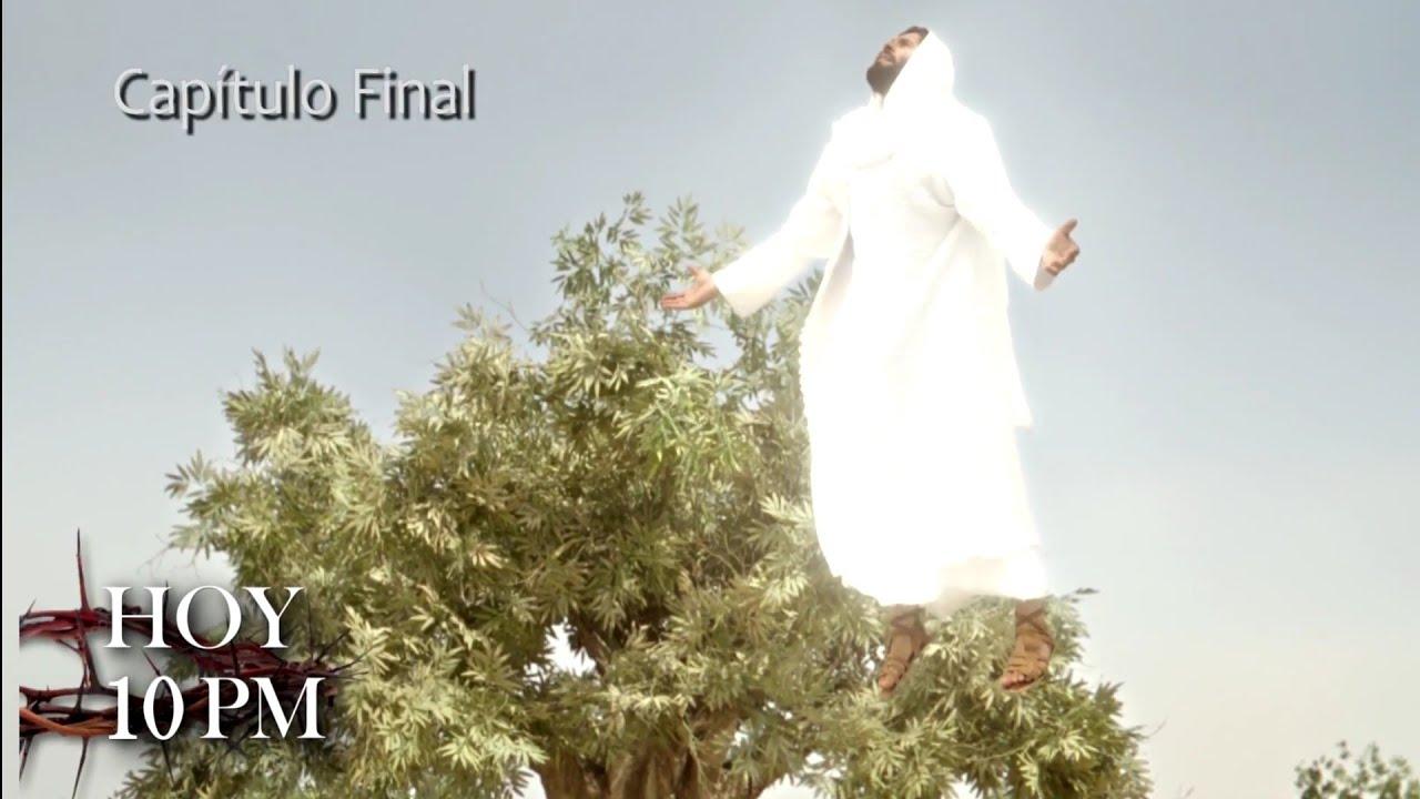 No te pierdas el Último Capítulo - Jesús asciende al cielo | Avance 16/04/2021