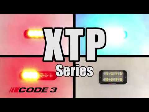 Code 3 Launches New, Versatile XTP Series Lights