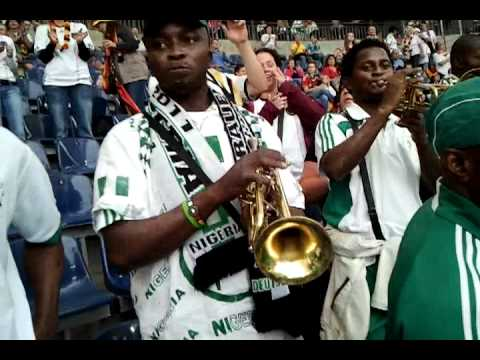 Kaycee Echebiri...PRO Ndi-Igbo Frankfurt Hosting The Nigerian National Teams Fan club