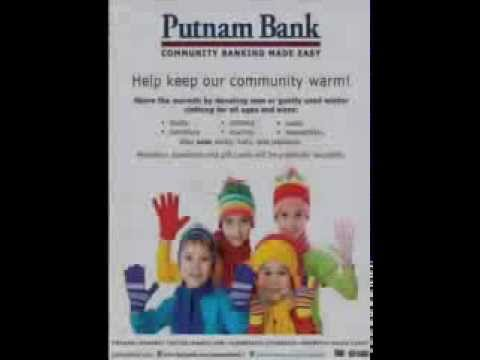 2013 Putnam Bank Clothing Collection Drive
