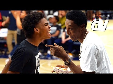 Sierra Canyon VS Mayfair FULL HIGHLIGHTS: Josh VS Cassius! Reef, Quir, SWAGGY P & MORE Watching!