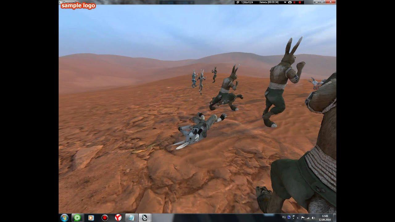 Скачать игру про зайца на компьютер