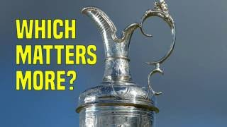 Tony Jacklin discusses what the future of golf might bring