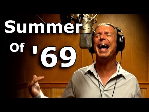 How To Sing Summer Of '69 - Bryan Adams  Cover - Ken Tamplin Vocal Academy