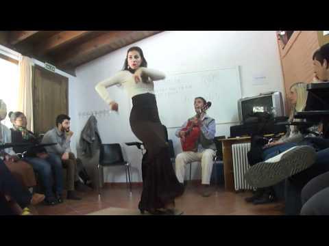 In class Flamenco