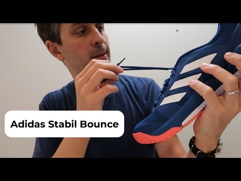 Adidas Stabil Bounce Review YouTube