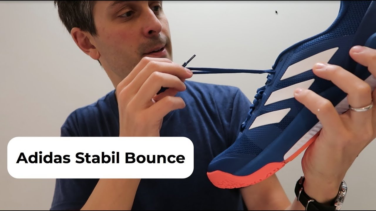 Adidas Stabil Bounce Review