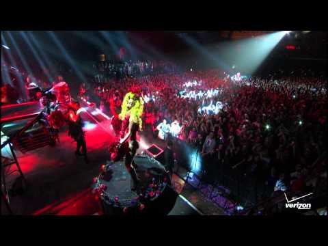 Lady Gaga  Monster + Bad Romance  at Roseland HD
