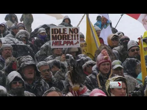 Global National - Idle No More protests held