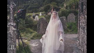 Walking you though a shoot- Breakdown of the Bridal shoot in Ireland using the Rotolight Neo 2