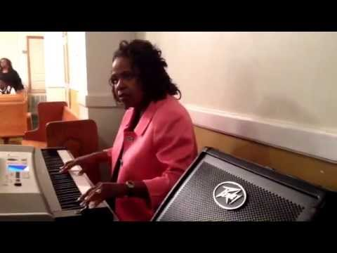 Evangelist Barbara Jackson Sago Plays!