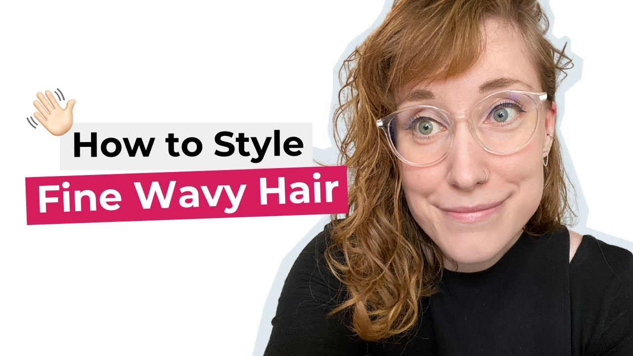 Wash Day Routine for Type 2 Fine, Wavy Hair!
