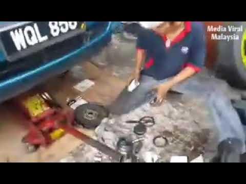 Apengg Impian Kongsi Tips Elak Oilseal Bocor..