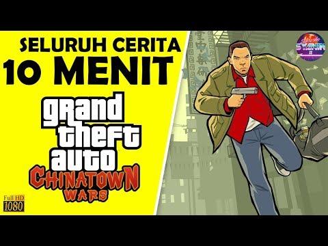 Seluruh Alur Cerita GTA Chinatown Wars Hanya 10 MENIT - Grand Theft Auto: Chinatown Wars