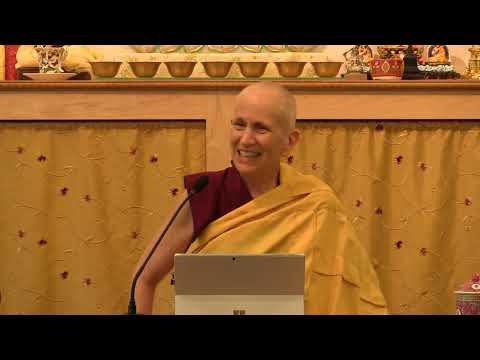 88 The Course in Buddhist Reasoning and Debate: Debate in Action 08-29-19