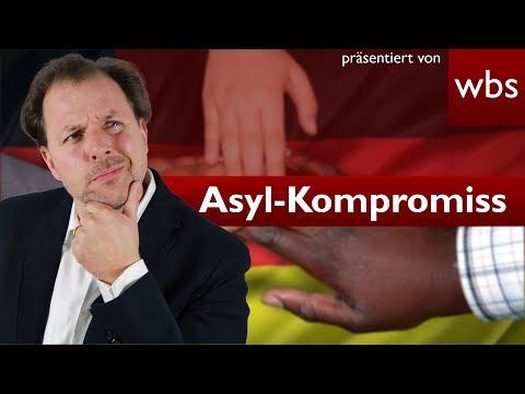 Asyl-Kompromiss der Koalition – Was bedeutet er für Flüchtlinge? | Rechtsanwalt Christian Solmecke