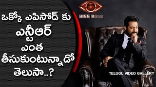 Jnr NTR Is Takeing Episode Wise Remuneration For BIGBOSS Show | Star Maa