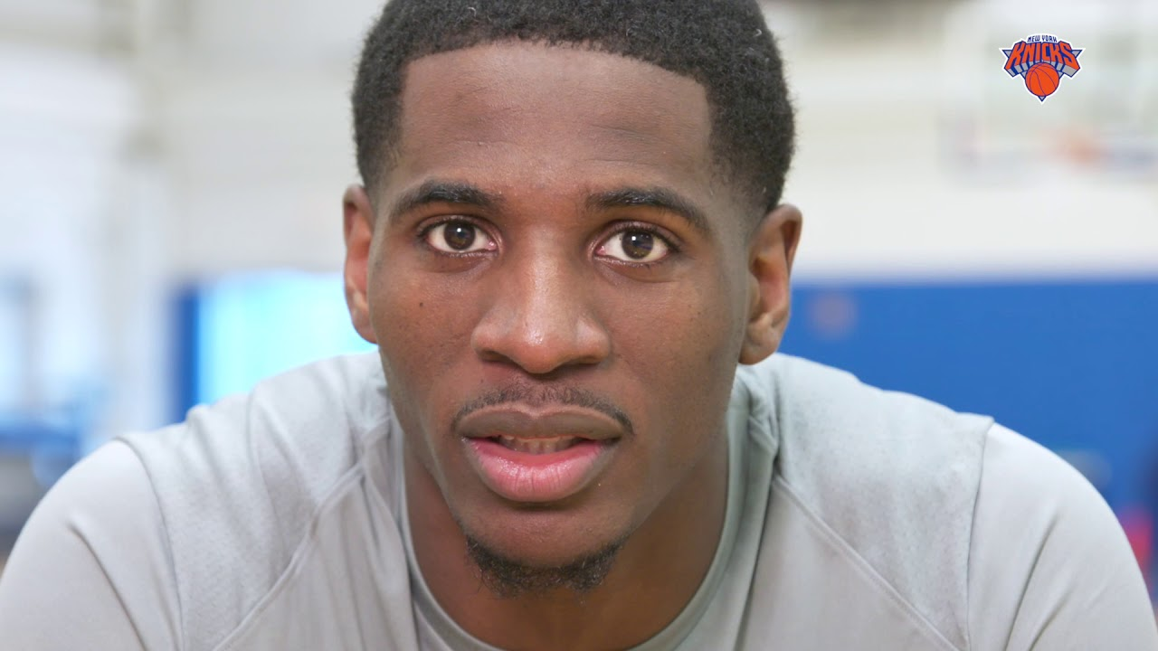 Rookie Life | Damyean Dotson: Media Day & First Practice