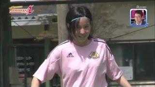 【新世代なでしこ】女子サッカー選手が可愛すぎるw【必ず応援します!...