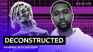 "The Making Of Lil Pump's ""Designer"" With Zaytoven 