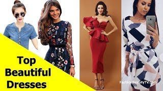 Top 50 beautiful dresses,best prom dresses,cheap best summer dresses for women S4