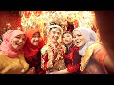 Malam Bainai | Cinematic Wedding | Frista & Eggi. 27 April 2017