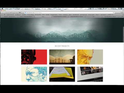 6 Best Portfolio Wordpress Themes