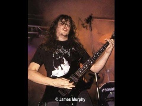 Top 10 James Murphy Solos